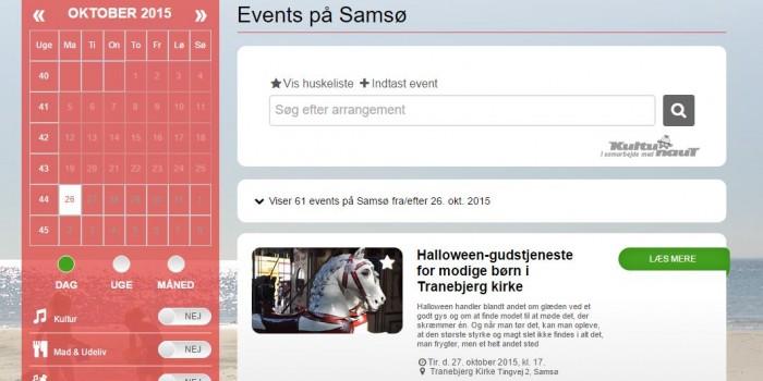 Samsø Kalenderen