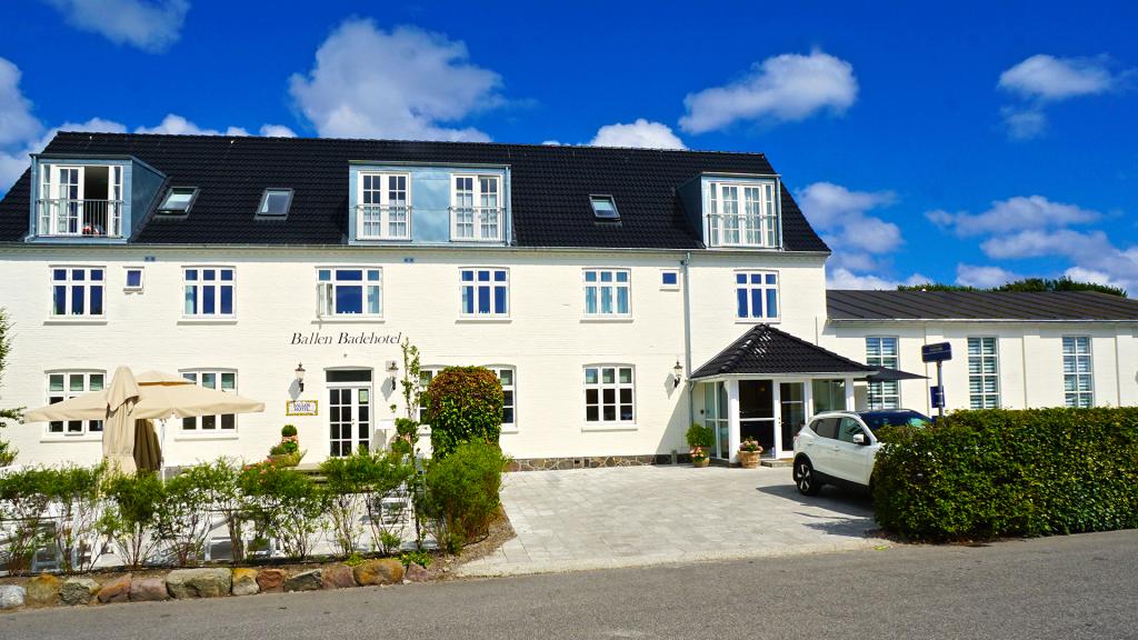 Ballen Badehotel Samsø