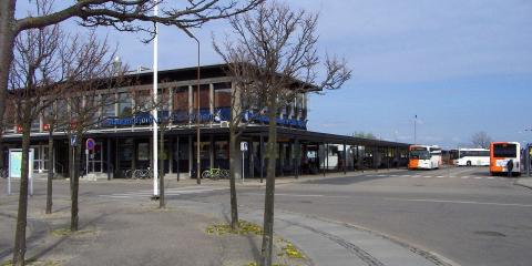 Kalundborg station