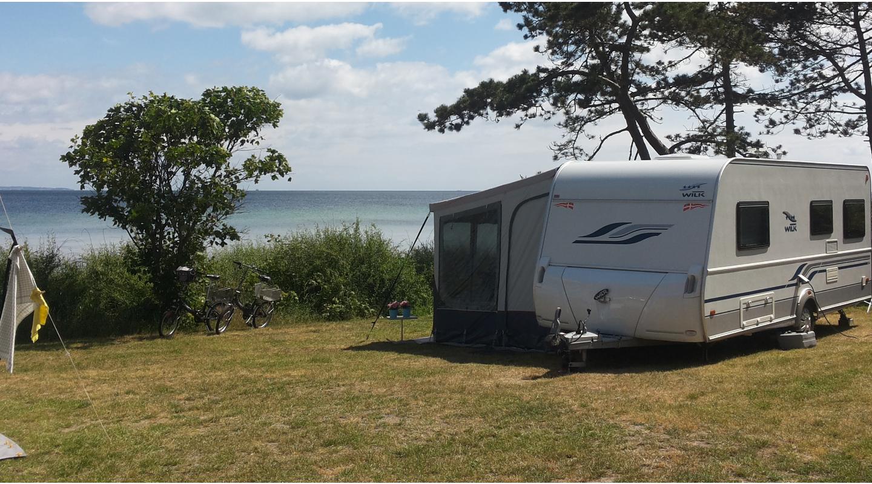 Ballen camping