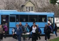 Bus på Samsø