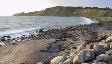 Mårup Havn - Kik nordpå