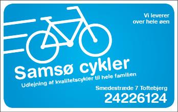 Samsø cykler 2017