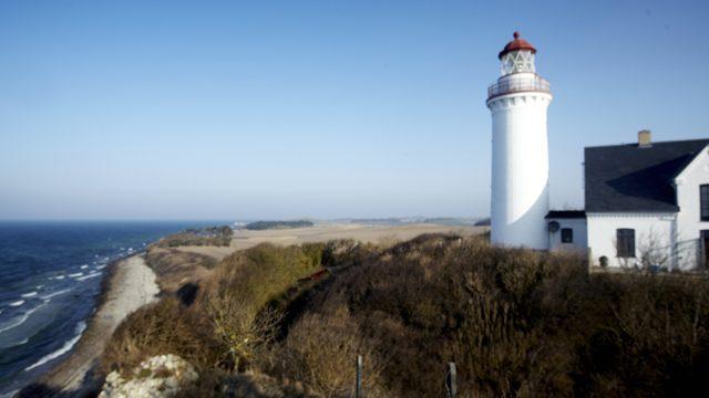 Vesborg Fyr på Samsø