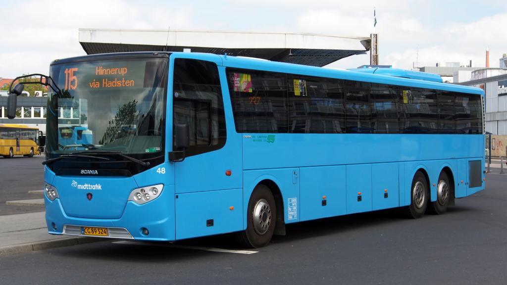 Bus til Samsø