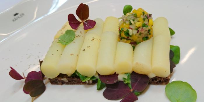 Samsøs best open potato sandwich contest 2015