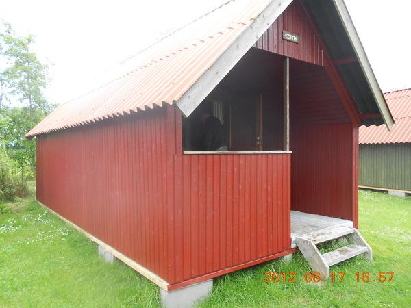 1-hytte