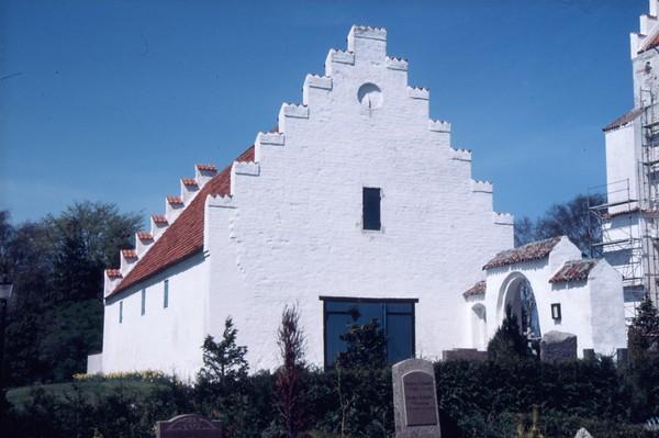 2-Tranebjerg kirkelade