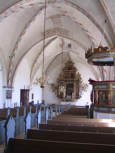 5-Nordby Kirke - Indvendig_2