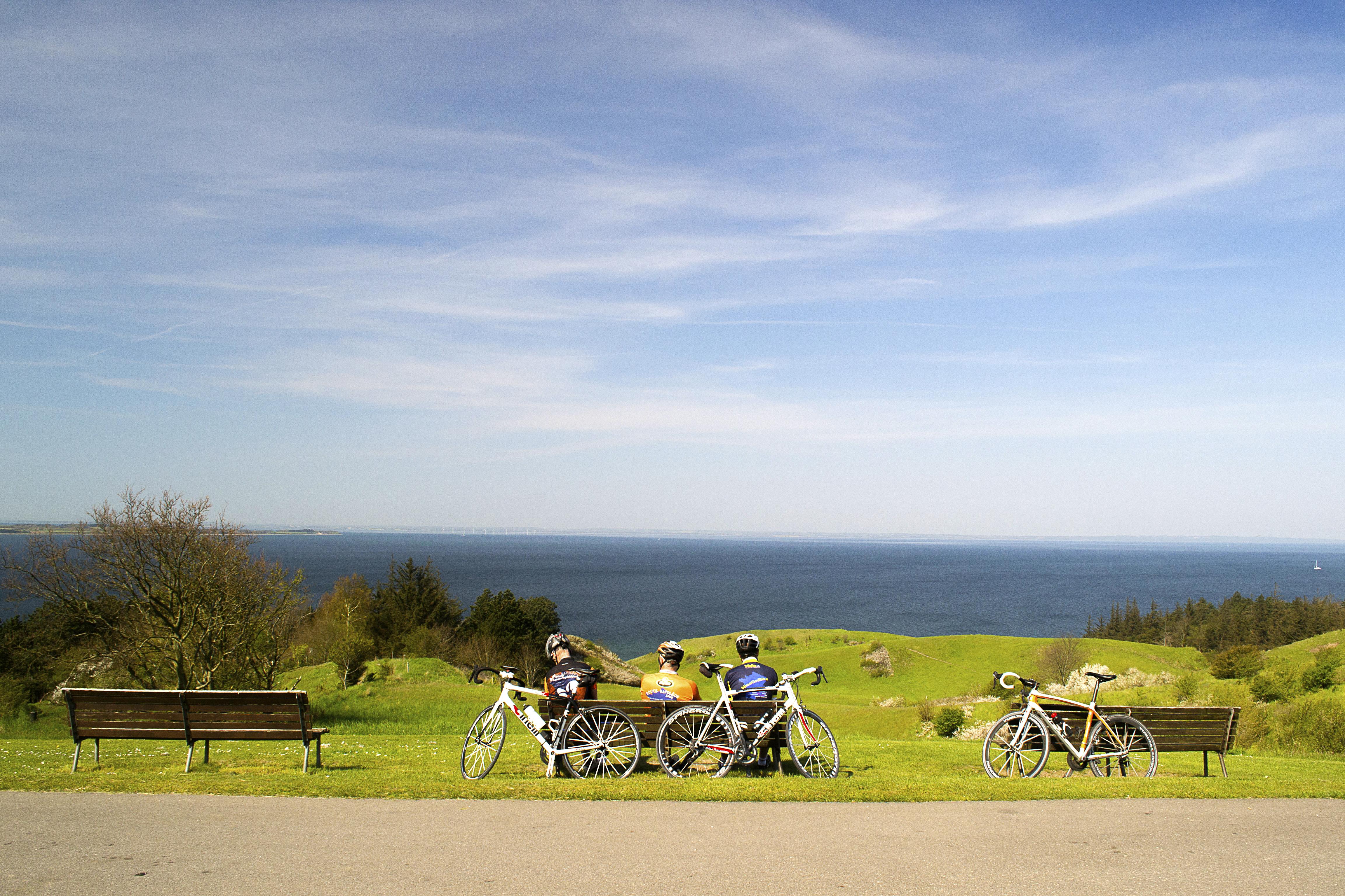 Ballebjerg_cyklister