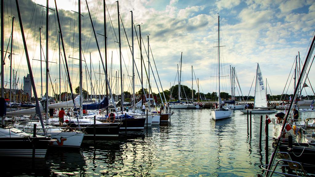 Ballen Havn Samsø