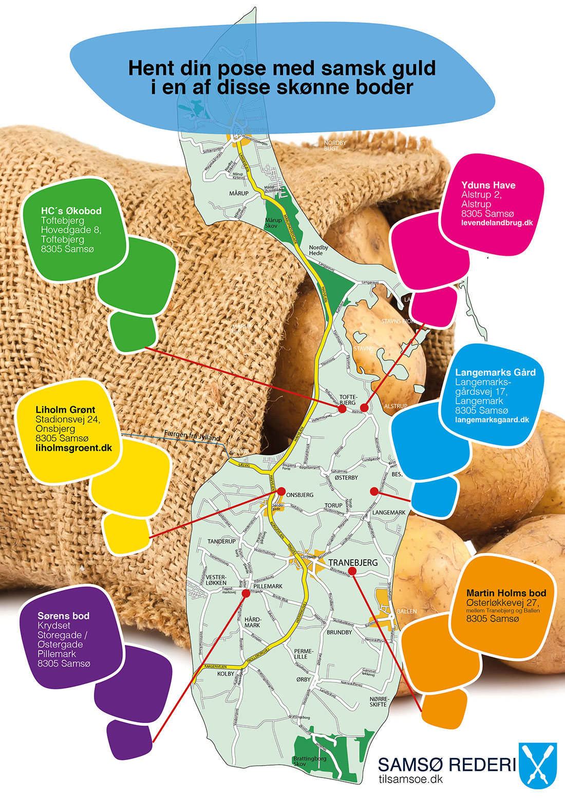 inspiration nye kartofler fra samsoe