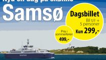 Dagsbillet til Jylland-Samsø, Samsø Rederi