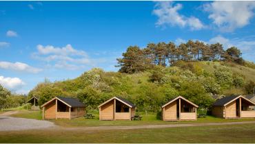 Sælvig camping- hytter