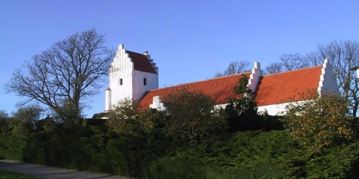 Kirchen auf Samsø