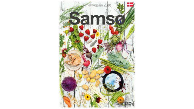 Billede af Samsø Feriemagasin 2018