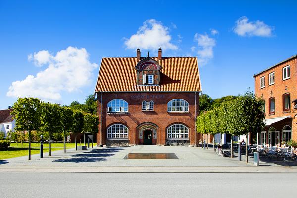 Facade Anton Rosens Hus