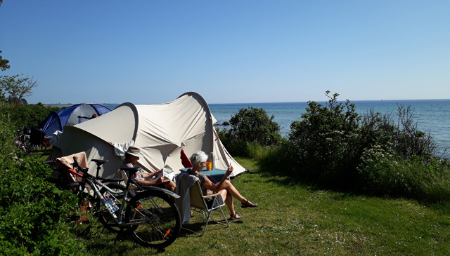 Ballen Strandcamping 2