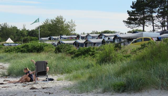 Ballen Strandcamping 5