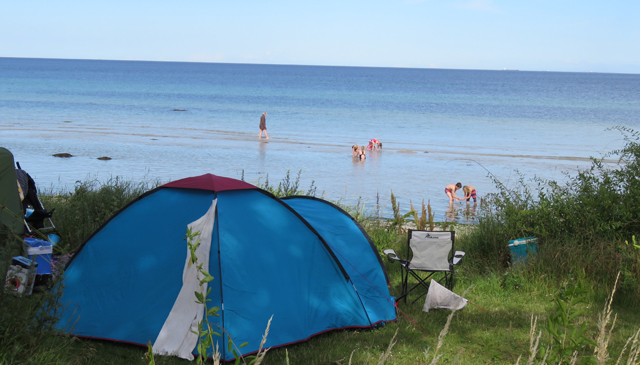 Ballen Strandcamping 6