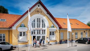 Samsø Museum, det gamle Godsmejeri
