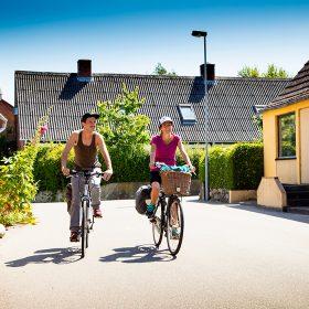 Cykelferie - Den prikkede cykelrute - Samsø