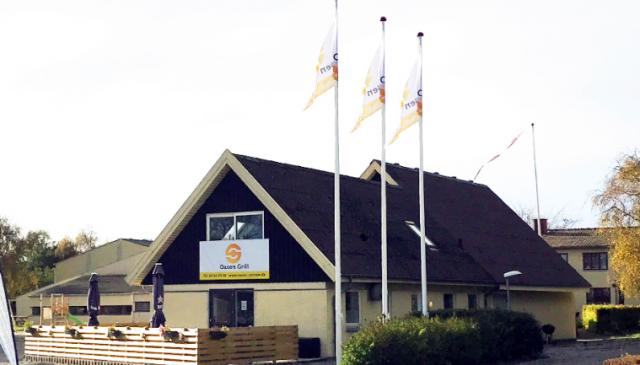 Feriecenteret Oasen i Nordby på Samsø
