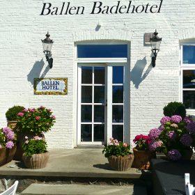 Ballen Badehotel og Restaurant Behrnt   Samsø