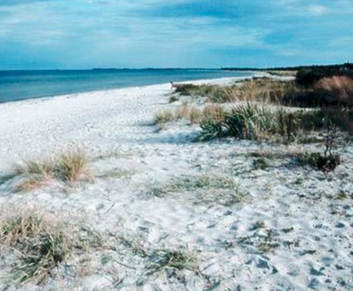 Samsøs strande - Mårup Østerstrand