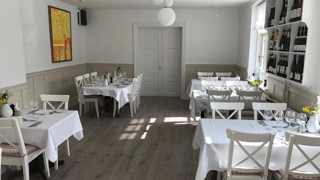 Ballen badehotel - restaurant 1
