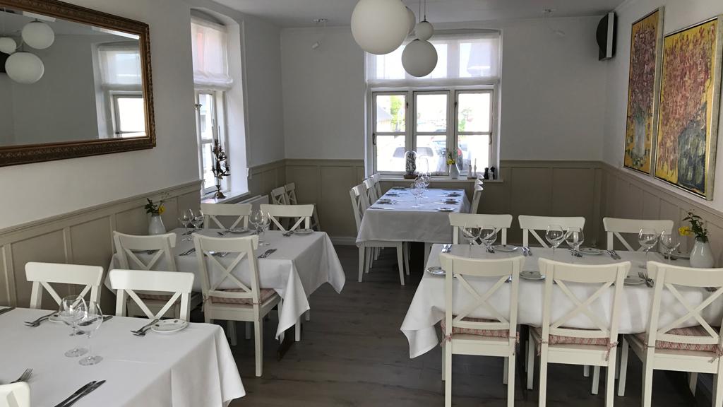 Ballen Badehotel - restaurant 2