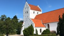 Onsbjerg Samsø - kirke