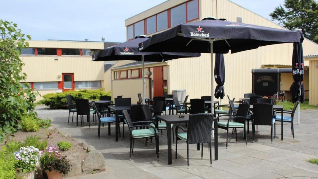 Restaurant-gårdhave
