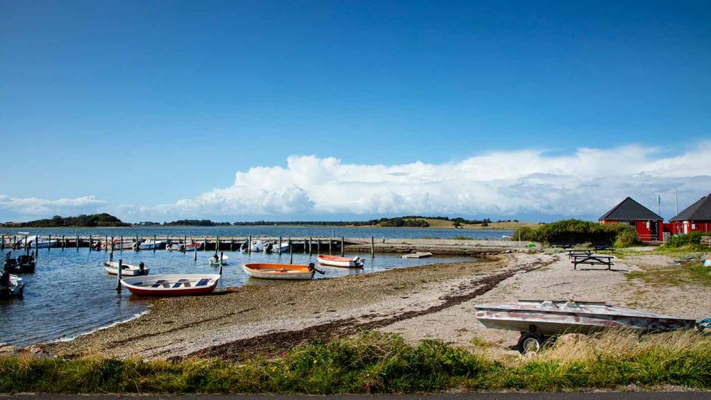 Langør-Samsø-inderhavn-joller
