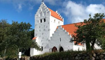Onsbjerg Samsø - Onsbjerg kirke - Hellig kors kirke