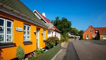 Pillemark Samsø Paradisa