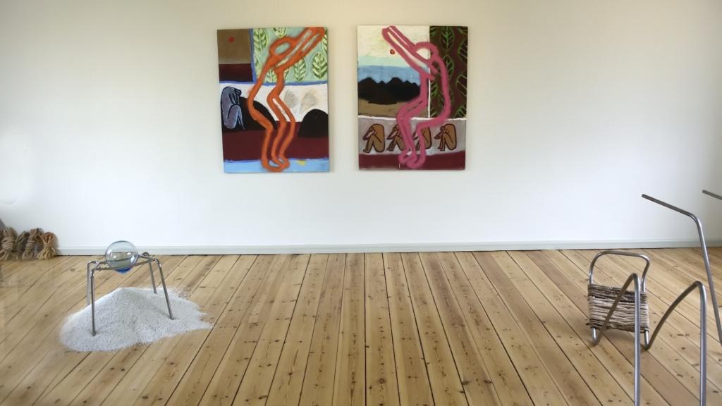 Nat Bloch Gregersen-Ida S+©nder Thorhauge maleri og Tine Adler J+©rgensen-2